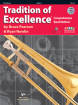 Kjos Music - Tradition of Excellence Book 1 - Trombone