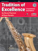 Kjos Music - Tradition of Excellence Book 1 - Tenor Sax