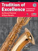 Kjos Music - Tradition of Excellence Book 1 - Baritone Sax