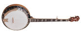Gold Tone - OB-250 Orange Blossom Bluegrass Banjo w/ Case