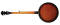 OB-250 Orange Blossom Bluegrass Banjo w/ Case