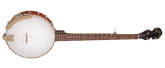 Gold Tone - CC-50 Entry Level Cripple Creek Banjo w/ Gig Bag