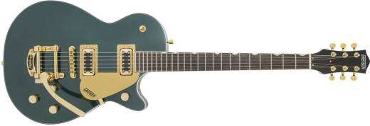 G5230TG Electromatic Jet FT Single-Cut with Bigsby, Gold Hardware, Laurel Fingerboard - Cadillac Green