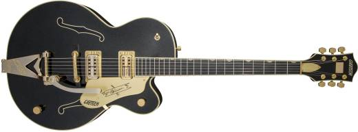 G6120T-SW Steve Wariner Signature Nashville Gentleman with Bigsby - Magic Black