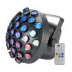 American DJ - Contour Mirror Ball Effect w/Multi-Coloured Beams