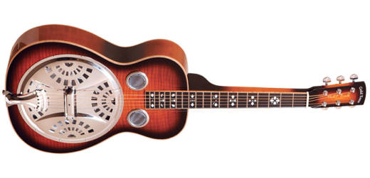 PBS-D Paul Beard Signature Deluxe Squareneck Resonator Guitar