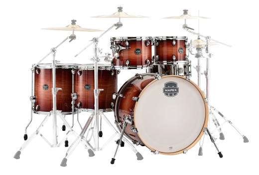 Armory 6-Piece Studioease Fast Shell Pack - Redwood Burst