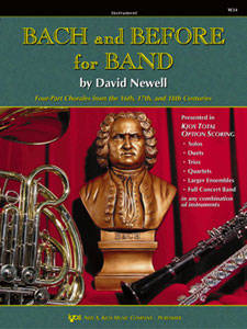 Bach and Before for Band - Baritone TC