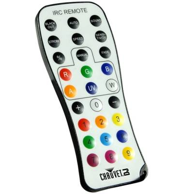 IRC-6 Infrared Remote for IRC Compatible Lighting