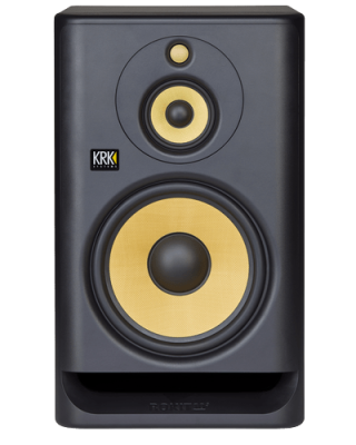 Rokit RP10 3-Way 4th Generation 10'' Powered Studio Monitor