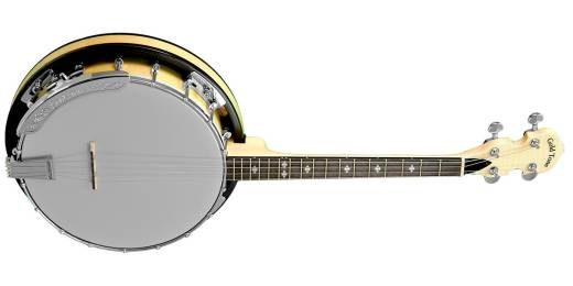 Cripple Creek 4-String Irish Tenor Banjo with Resonator