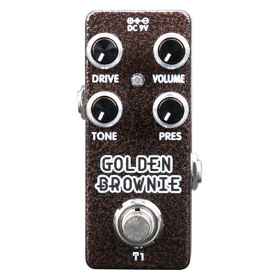 Golden Brownie Distortion