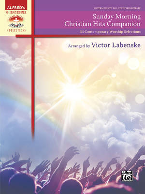 Sunday Morning Christian Hits Companion - Labenske - Book