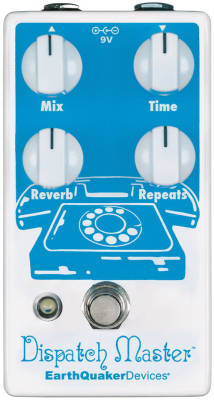 Dispatch Master Delay/Reverb Pedal V3