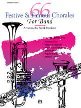 66 Festive & Famous Chorales - Bass Clarinet