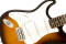Affinity Series Stratocaster, Laurel Fingerboard, Left-Handed - Brown Sunburst