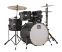 Mapex - Storm 5-Piece Drum Kit with Hardware - Textured Black