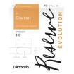 DAddario - Reserve Evolution Bb Clarinet Reeds, Strength 3.0 - 10 Pack