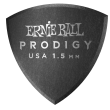 Ernie Ball - Prodigy Black Large Shield Picks 1.5mm (6)