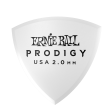 Ernie Ball - Prodigy White Shield Picks 2.0mm (6)