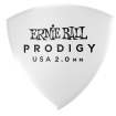 Ernie Ball - Prodigy White Large Sheild Picks 2.0mm (6)