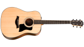 Taylor Guitars - 110e Dreadnought Walnut/Spruce Acoustic Electric Guitar with Gigbag