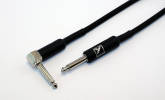 Yorkville Sound - Standard Series Instrument Cables - 20 foot - 90 degree end