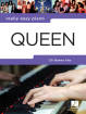 Hal Leonard - Queen: Really Easy Piano - Book