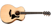 Taylor Guitars - 114e Grand Auditorium Walnut/Spruce Acoustic Electric Guitar with Gigbag
