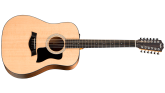 Taylor Guitars - 150e 12-String Dreadnought Walnut/Spruce Acoustic Electric Guitar with Gigbag