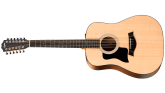 Taylor Guitars - 150e 12-String Dreadnought Walnut/Spruce Acoustic Electric Guitar with Gigbag - Left Handed