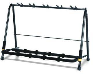 Folding Guitar Rack - 5 Piece