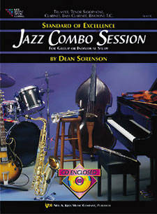 Standard of Excellence Jazz Combo Session - Alto Sax