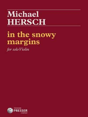 In the Snowy Margins - Hersch - Violin - Sheet Music