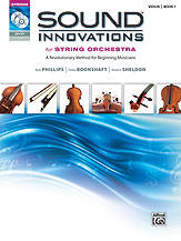 Sound Innovations for String Orchestra, Book 1 - Score