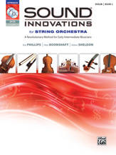 Sound Innovations for String Orchestra, Book 2 - Violin