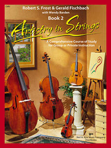 Artistry in Strings, Book 2 - Piano Accomp