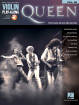 Hal Leonard - Queen: Violin Play-Along Volume 68 - Book/Audio Online