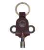 Tackle Instrument Supply Co. - Timekeepers Drum Key - Antique Brass