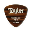 Taylor Guitars - Premium 346 Thermex Pro Picks, Tortoise Shell, 1.50mm, 6-Pack