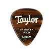 Taylor Guitars - Premium 351 Thermex Pro Picks, Tortoise Shell, 1.50mm, 6-Pack