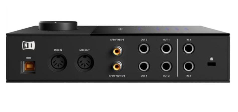 native instruments komplete audio 6 mk2 6 channel premium audio interface long mcquade. Black Bedroom Furniture Sets. Home Design Ideas