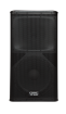 QSC - 1000W 15 Active 2-way Loudspeaker/Monitor