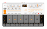 IK Multimedia - UNO Drum - Analog/PCM Drum Machine