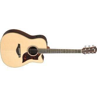 Difference In Sound Of Yamaha Concert And Dreadnaught Guitars