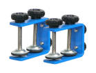 Odyssey - Table/Case Laptop Stand Clamps - Blue