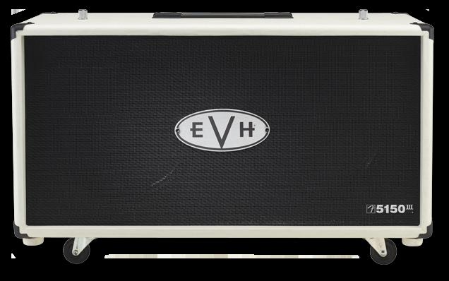 evh 5150 iii mini 2x12 cab ivory long mcquade musical instruments. Black Bedroom Furniture Sets. Home Design Ideas