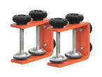Odyssey - Table/Case Laptop Stand Clamps - Orange
