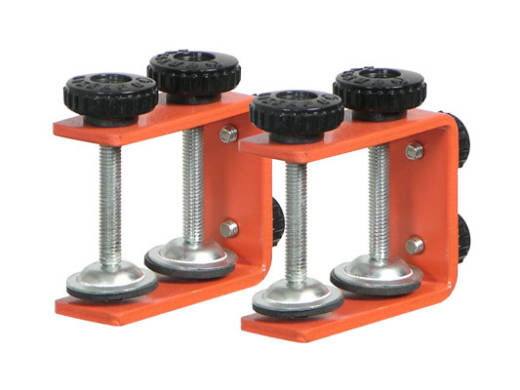 Odyssey Table Case Laptop Stand Clamps Orange Long