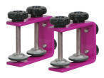 Odyssey - Table/Case Laptop Stand Clamps - Pink